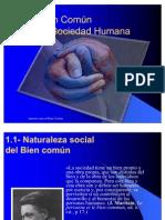 NATURALEZA SOCIAL DEL BIEN COMÚN copia