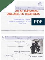 Manejo Ivu en Urgencias