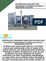02A Objetivos Programa Tribologia Aplicada Centrales Termica