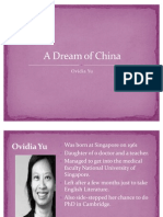 A Dream of China