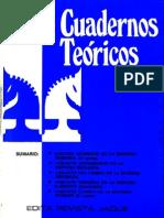 Cuadernos teoricos 14