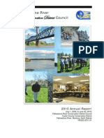 2010 Annual Report  Yellowstone River Conservation District Council