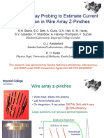 S.N. Bland et al- Use of Faraday Probing to Estimate Current Distribution in Wire Array Z-Pinches