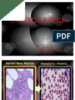 hemolytic- l8test ppoint