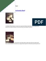 Cara Membuat Boneka Flanel