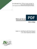 Manual de Csharp