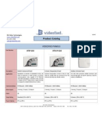 videofied product catalog -a1 2 3 12