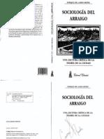Enrrique Del Acebo-Sociologia Del Arraigo