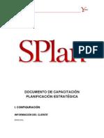 DOCUMENTO DE CAPACITACIÓN SPLAN v2.0