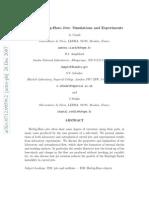 A. Ciardi et al- Curved Herbig-Haro Jets