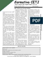 Informativo CETJ (2012-01)