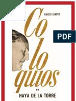 Cuarta dimensión del Perú / El legado de los mártires por Ignacio Campos