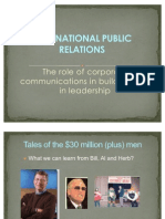 The Role of Corporate Comm in Building Trust in Leadership
