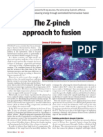 Jeremy P Chittenden- The Z-pinch approach to fusion