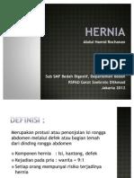 Hernia RSGS