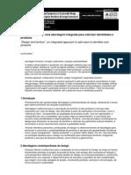 Lia Krucken - Design e Territorio Uma Abordagem Integrada Para Valorizar Identidades e Produtos
