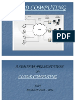 Cloud Computing Report - Chapters
