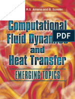 Amano and Sunden -- Computational Fluid Dynamics and Heat Transfer