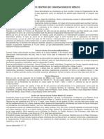 TOP 10 CENTROS DE CONVENCIONES DE MÉXICO