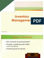 Inventory Pom