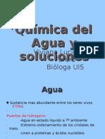 Agua y Soluciones de Microsoft Office Power Point
