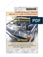 Memelihara Servis Sistem AC OPKR 50-019B EDIT BARU