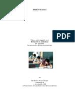Texto Paralelo Modulo 5 EvaluaciÓn Del Aprendizaje