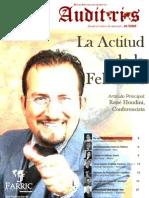Revista Auditorios #08 - La Actitud de La Felicidad