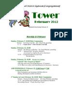 Tower February 2012