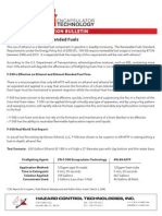 ab f5 am f-500 app bulletin - ethanol and blended fuels