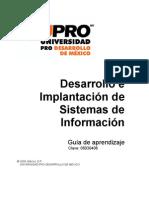 Desarrollo e Impl de SI Ver01-08_Mediador