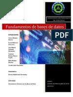 Gestores de Bases de Datos