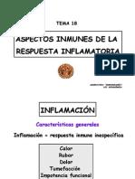 Aspectos Inmunes de La Respuesta Inflamatoria