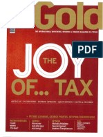 Gold- Magazine Tax Partner Interview