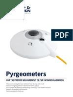 KippZonen Brochure Pyrgeometers V1101