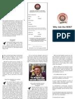IWW Australian ROC Membership Forms