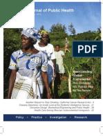 Stanford Journal of Public Health - Volume 2 - Issue 1 - Winter 2012