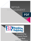 Retail Management Ppt.