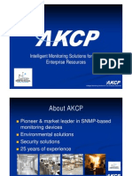 Ross AKCP Power Point Presentation