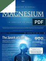 Magnesium eBrochure