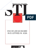 Knowledge-Based Industries in Asia