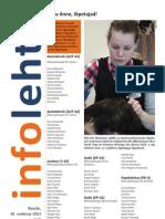 Infoleht 10. veebruar 2012