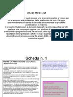 Vademecum-Iniziare a Lavorare Nello Spettacolo