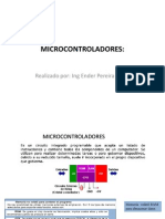 Microcontroladores  de  ingenieria electronica automatización  unidad 1  URBE O-713 O-723