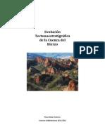 Trabajo de Cuencas Sedimentarias - Evolución Tectonoestratigráfica de la Cuenca del Bierzo