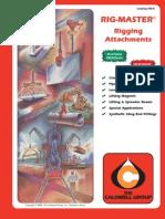 Rig Master Catalog