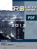 Catalogo MICROLED 2012 Enercya