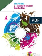 Wrexham Science Festival 2010