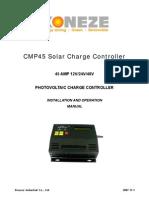 Manual CMP45