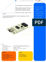 OpenPicus MiniUSB Programmer Datasheet